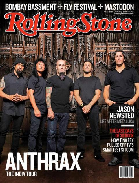 Bombay Bassment featured in the February Issue of Rolling Stone India !