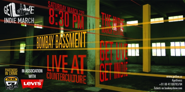 Bombay Bassment - Live @ CounterCulture Bangalore - 23rd March